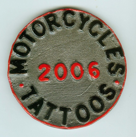 Motorcycles & Tattoos 2006 (front)