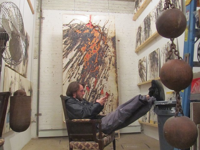 Robert Modaferri at Work