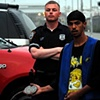 Eldorado Medallion with Police