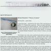 """Whitehot Magazine - """"Memory Founain"""""""