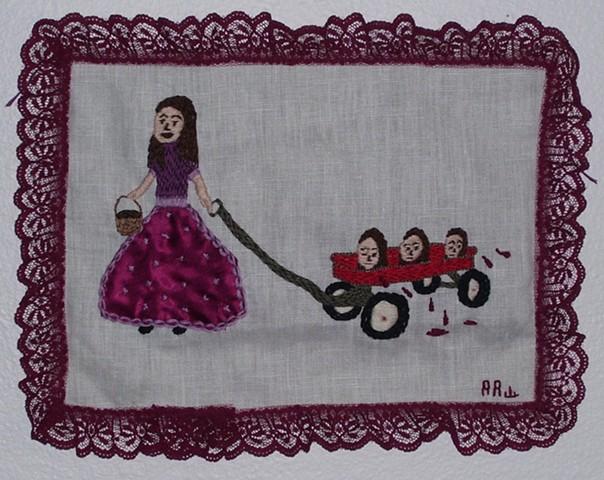 Sold by Galeria de Muerte