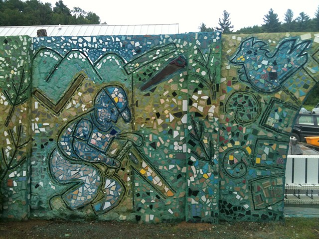 Community Mosaics by Bette Ann Libby