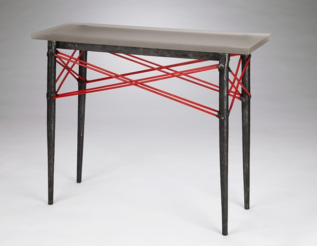 "Table 36 ""Industrial Red"""