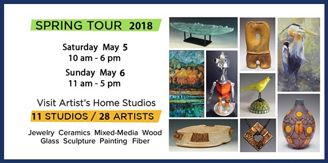 Lake Minnetonka Studio Arts Tour 2018