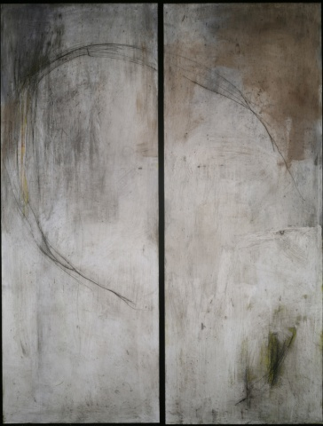 A Private Tune (diptych)