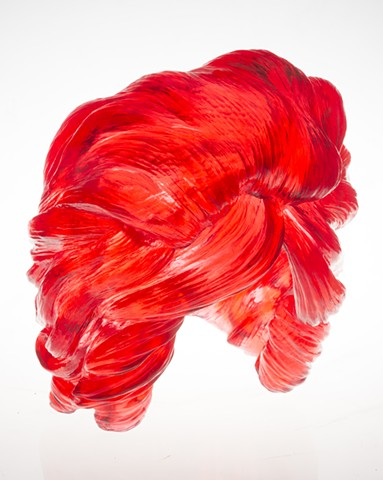 American Hair,Red
