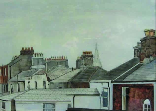 Dublin - Artist Warren Faye