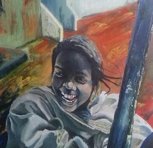 India,children,child of india, indiaclothes,smileindia,idiasmile,Villagechild,