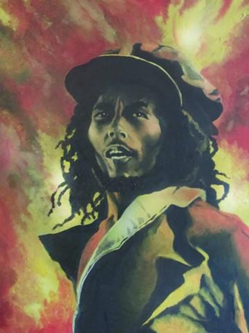 Bob Marleys Fire,marley,rastaman,fire,kaya,jahlive,bob