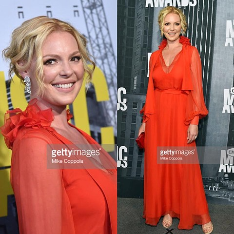 Katherine Heigl | CMT Music Awards