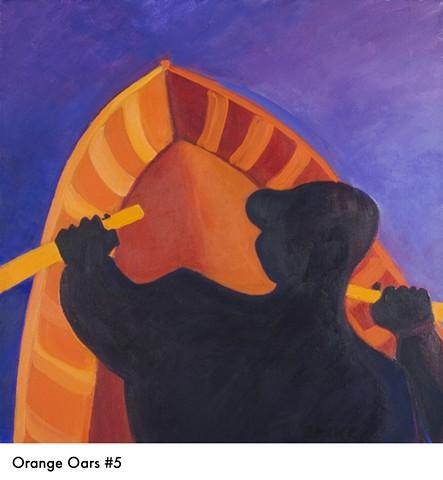 Orange Oars 5