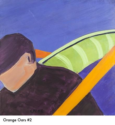 Orange Oars 2