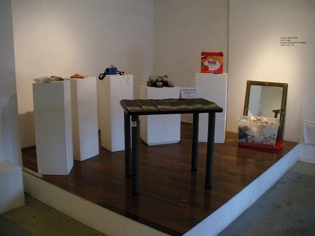 Exhibition at Stone and Water Gallery