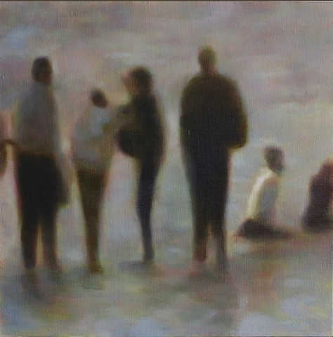 Bathers (Waiting)