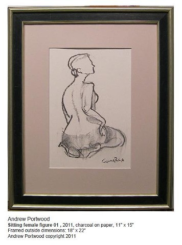 female figure, sketch, drawing, fashion, nude