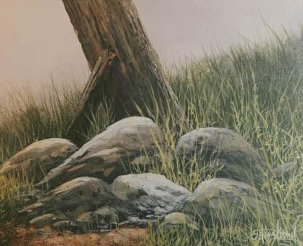 scott hiestand acrylic painting