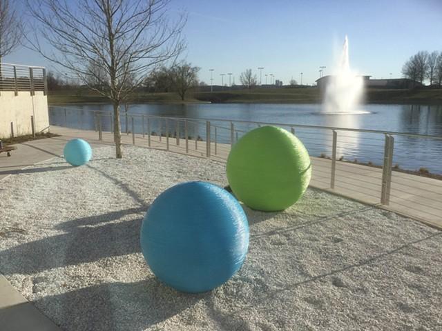 Spheres #2 #3 #4