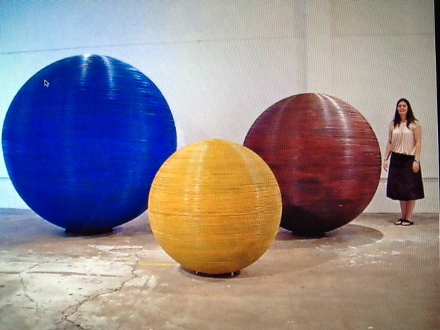Spheres by Thomas Prochnow