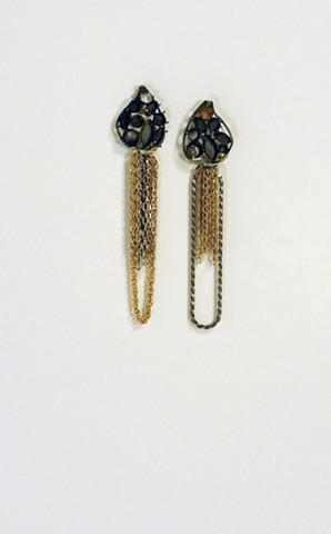 Stephanie Voegele   Earrings