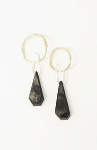 Gabriel Craig and Amy Weiks  Earrings