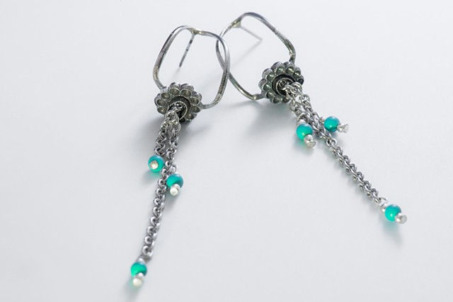 Annika Rundberg Ring Earrings