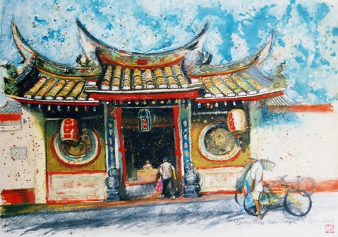 'CHENG HOON TEMPLE, MALAYSIA' Available