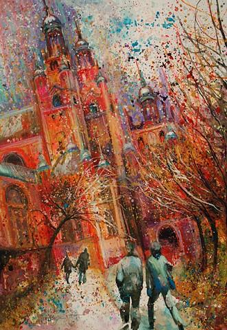 'ART & ARCHITECTURE'
