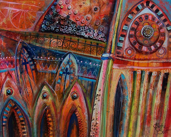 'BOYLSTON ARCHES' Available
