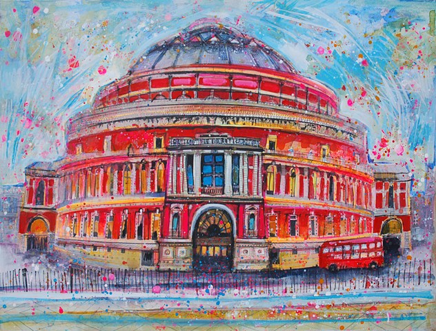 'THE ROYAL ALBERT HALL'