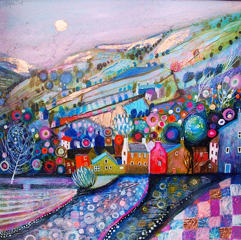 'YORKSHIRE GLOW' Sold