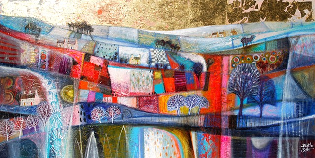 'YORKSHIRE QUILT' Sold