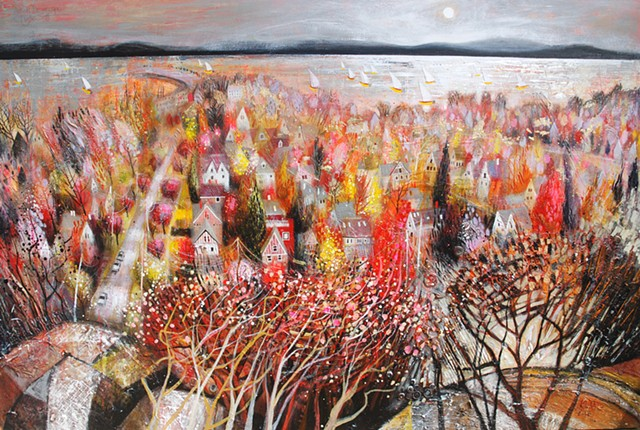 'AUTUMN DREAMSCAPE' Available