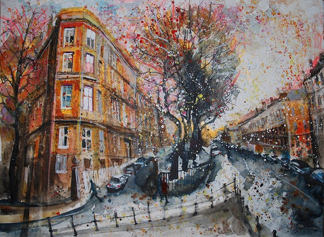'A WEE WANDER IN THE WEST END' Sold