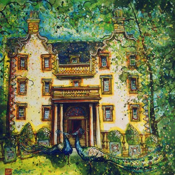 'PRESTONFIELD HOUSE' Sold