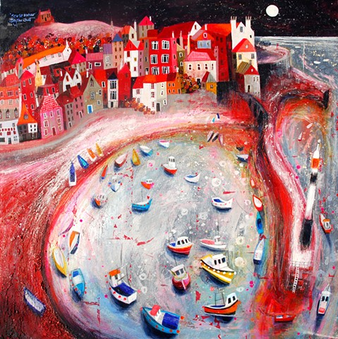 'STARLIT HARBOUR' Available