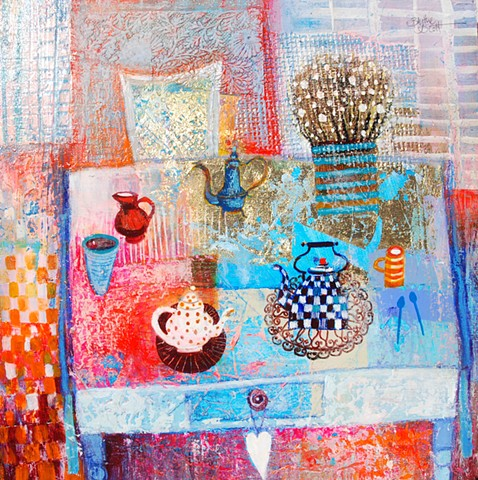 'TIME FOR TEA' Sold