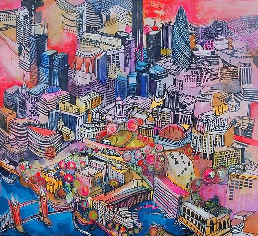 'LONDON OVERGROUND'