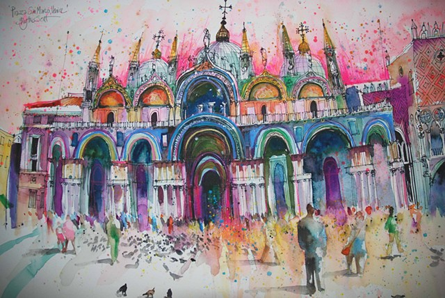 'PIAZZA SAN MARCO' Available