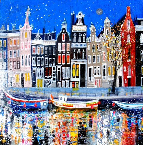 'GOODNIGHT, AMSTERDAM'