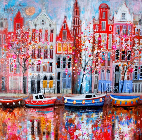 'BLOSSOMS IN AMSTERDAM'
