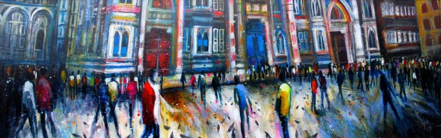 'THE GATHERING' (Florence) Available
