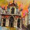 'CURLY CHURCH, PRAGUE'