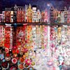 'MOONLIGHT ON AMSTERDAM'