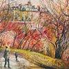 'TANGLED TREES, KELVINGROVE, GLASGOW'