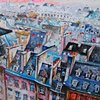 'ROOFTOPS & RIPPLES, PARIS'