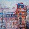 'EVENING GLOW, PARIS'