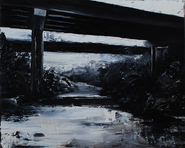 Under the Bridge - Crossing