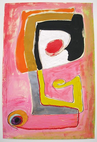 Picasso Motherwell Baby