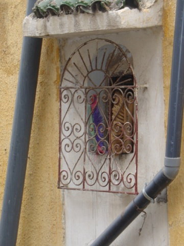 DECORATIVE WINDOW