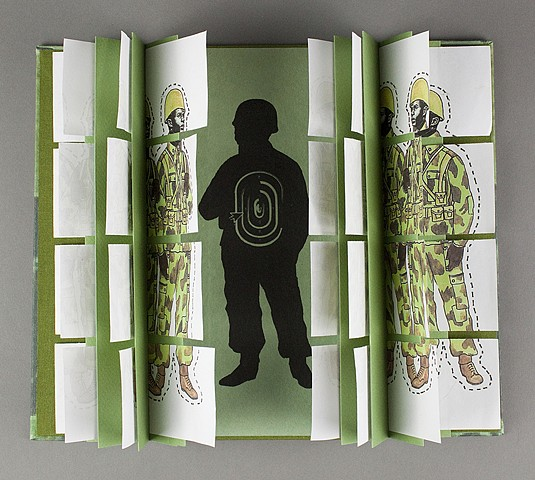 Our Soldier Boys Artist Book Series